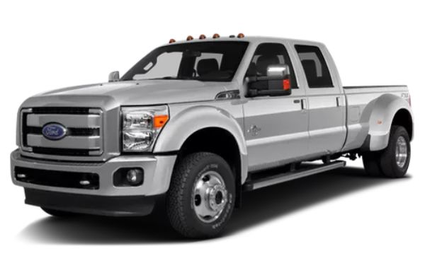 2015 Ford 450