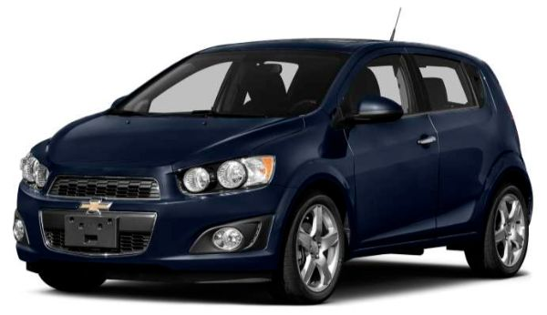Chevrolet Sonic hatchback 2015