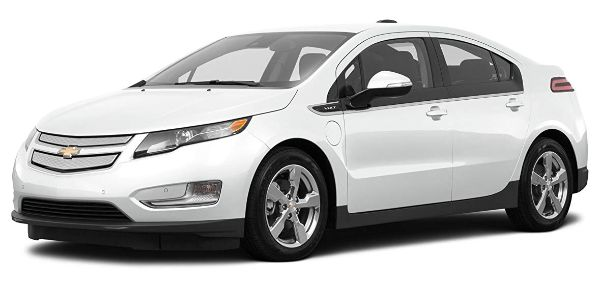 Chevrolet Volt hatchback 2015