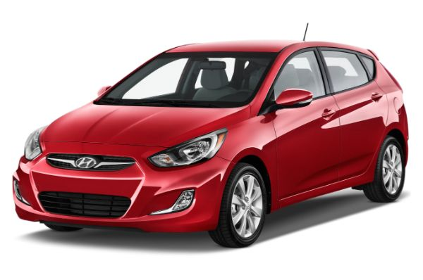 Hyundai Accent hathback