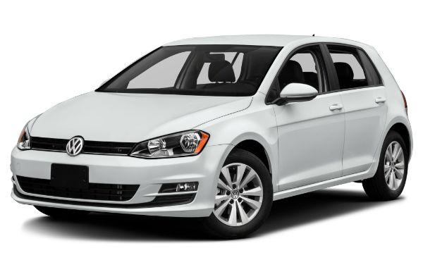 Volkswagen golf hatchback 2015